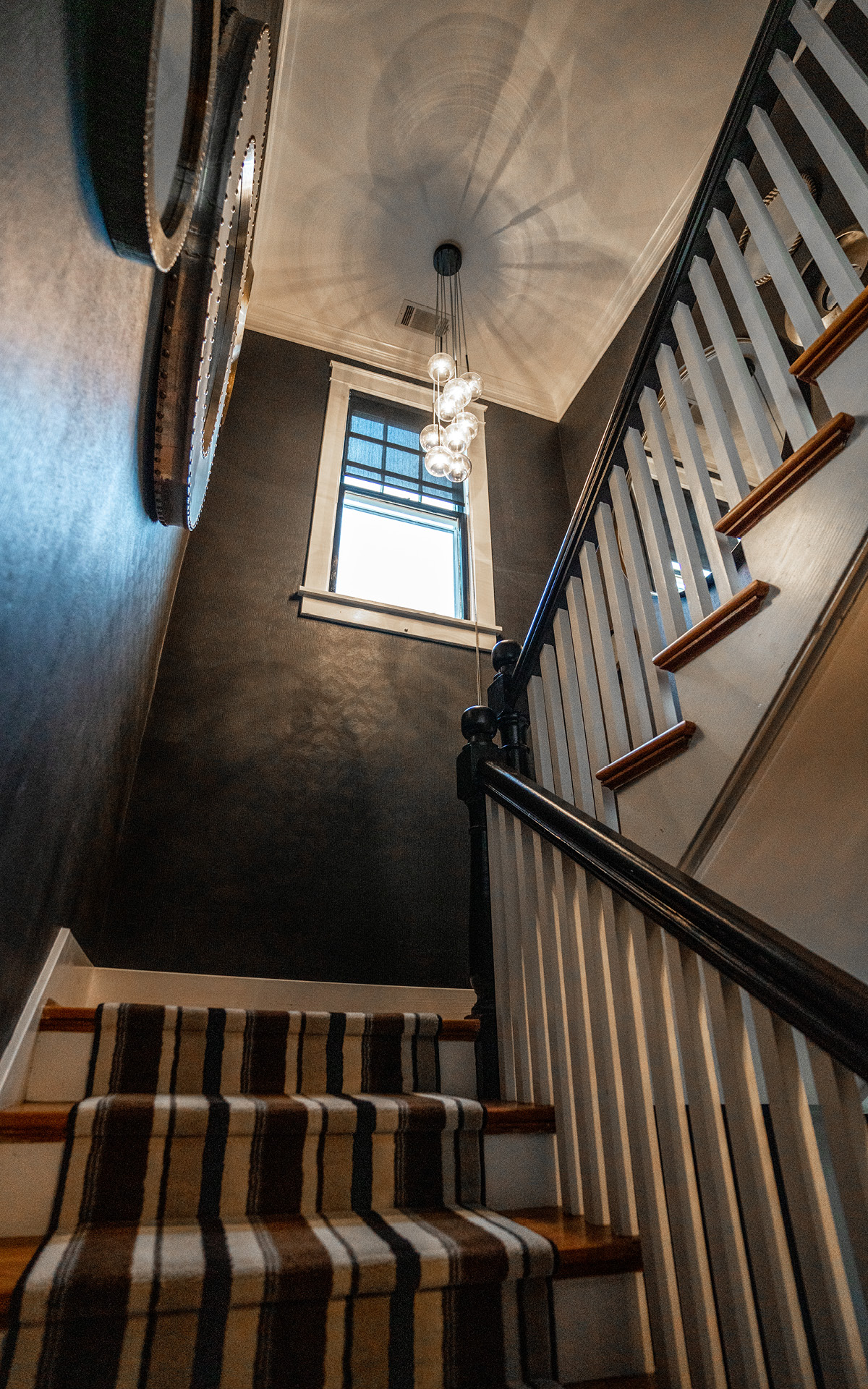 Let's go upstairs!